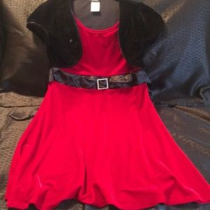 Holiday Editions Dress - Size 14/16